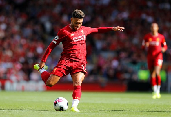 Oxlade-Chamberlain and Keita could be left scrapping for place