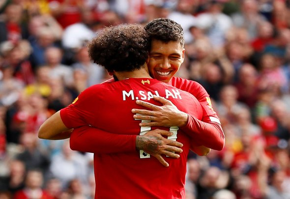 Cascarino omits Salah and Firmino from combined Man City XI