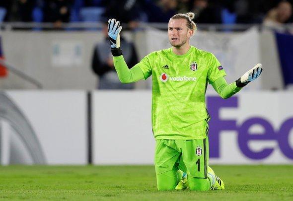 Liverpool fans react to Karius mistake for Besiktas