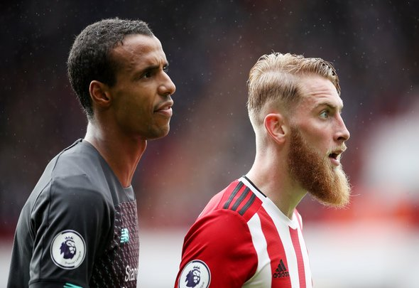 Liverpool fans react to Matip injury report