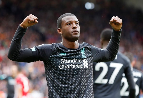 Wijnaldum contract news is big boost