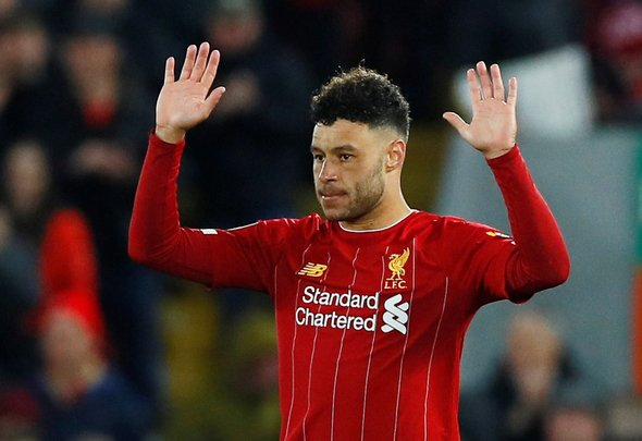Liverpool fans hail Oxlade-Chamblerin in win v Genk