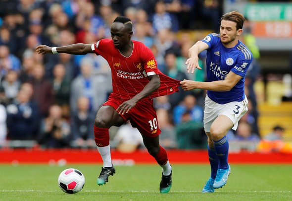 Liverpool fans salute Sadio Mane display v Leicester