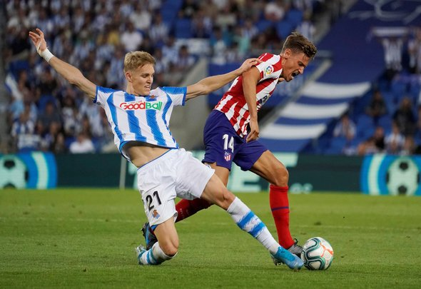 Odegaard could ease squad depth issues