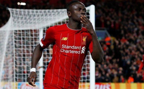 Image for James Pearce expects Sadio Mane to stay at Liverpool amid reported Real Madrid interest