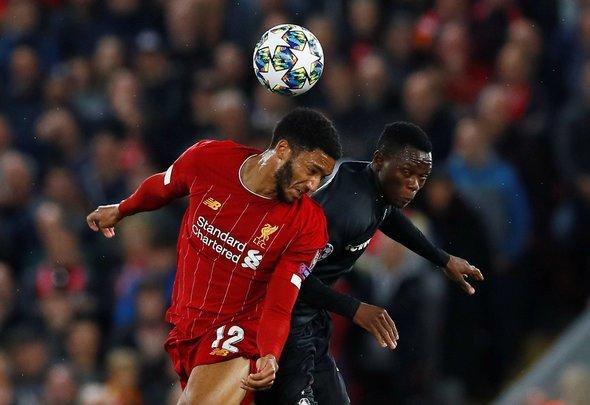 Liverpool best XI v Everton
