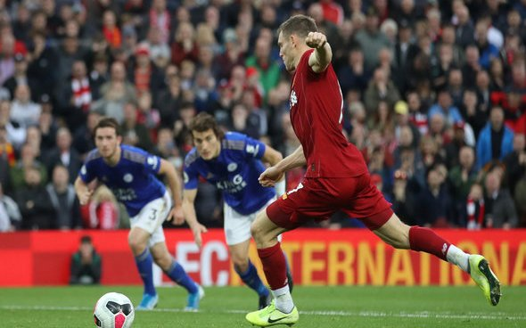 Image for Liverpool fans joke with James Milner after midfielder posts Twitter video during lockdown