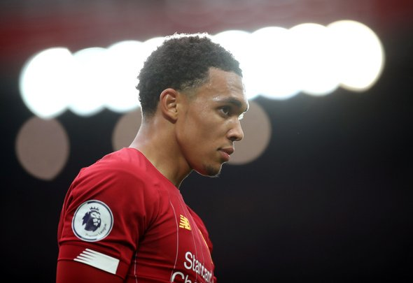 Alexander-Arnold misplaced 52% passes but still shines in win v Leicester