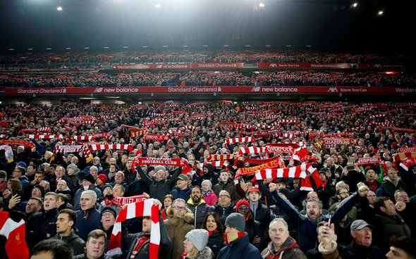 Image for Liverpool fans impressed by rumoured new home kit as video leak emerges
