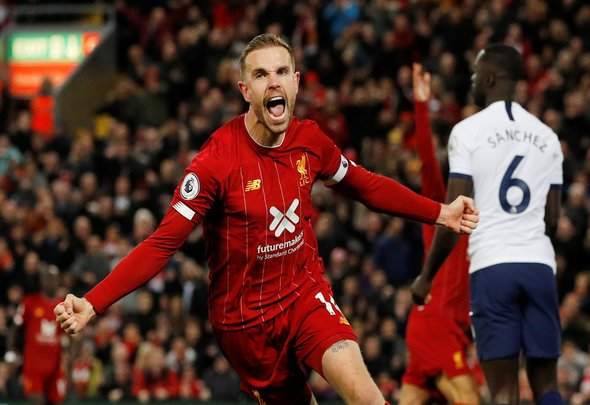 Liverpool fans rave about Henderson