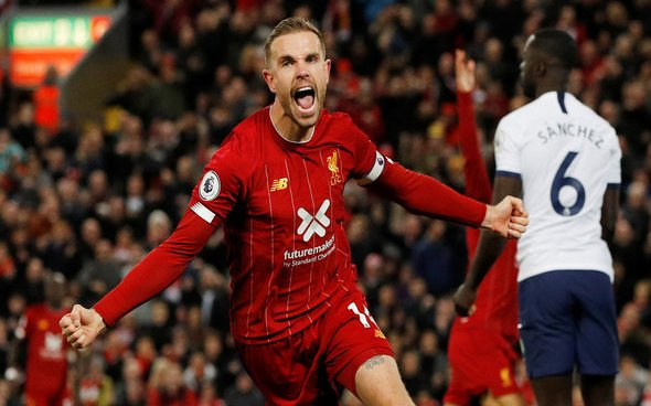 """Image for Danny Mills: Jordan Henderson """"will be the hardest player to replace"""" at Liverpool"""