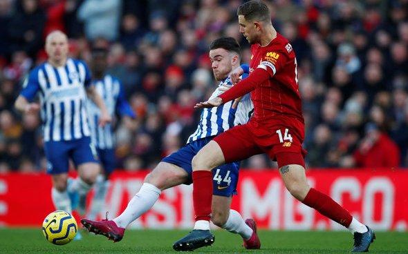 Image for Liverpool fans discuss transfer value of Jordan Henderson