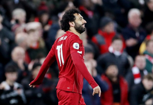 Liverpool fans hail Salah in win v Man City