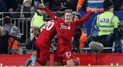 Bent: This is Shaqiri's final year at Liverpool