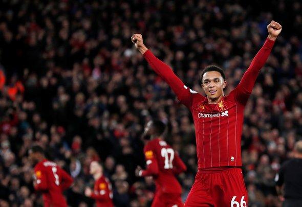 Liverpool predicted XI v Salzburg