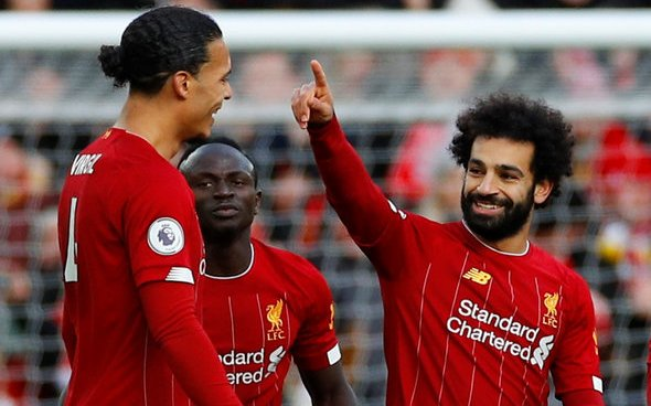 Image for Liverpool's 2019/20 season (so far) in numbers