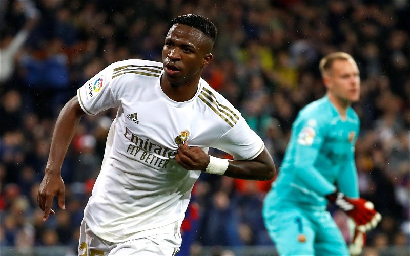 Image for Vinicius identified as primary transfer target for Liverpool by Jurgen Klopp