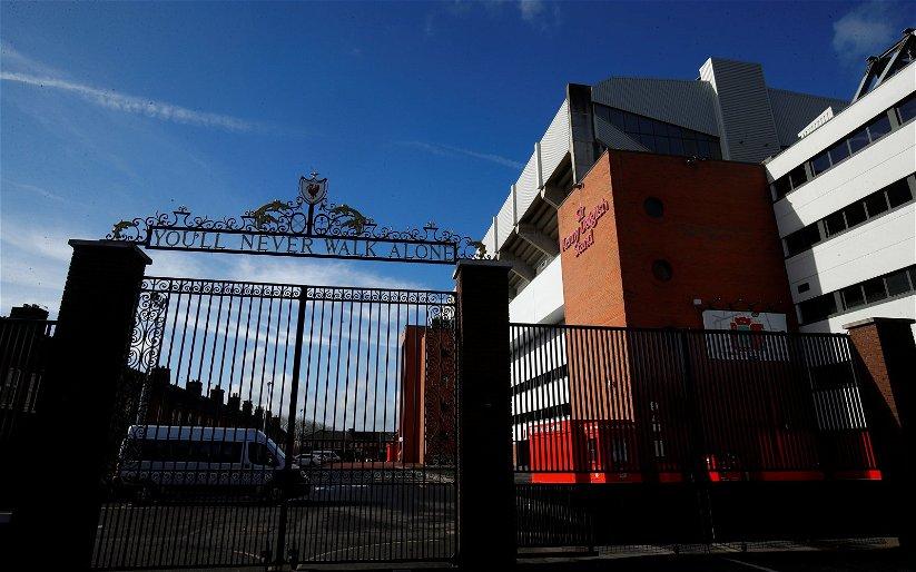 Image for Liverpool fans loved Jurgen Klopp's tribute to retiring Melwood gateman Kenny Grimes