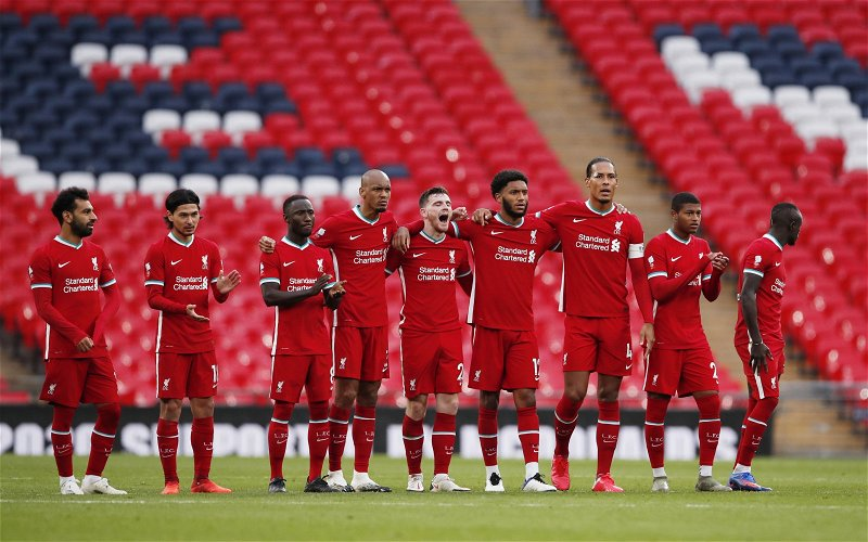 Image for Predicting Liverpool starting XI for Leeds United curtain-raiser