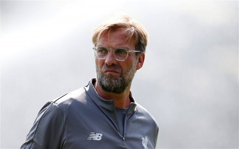 Image for Liverpool to 'prioritise' two key positions in the summer