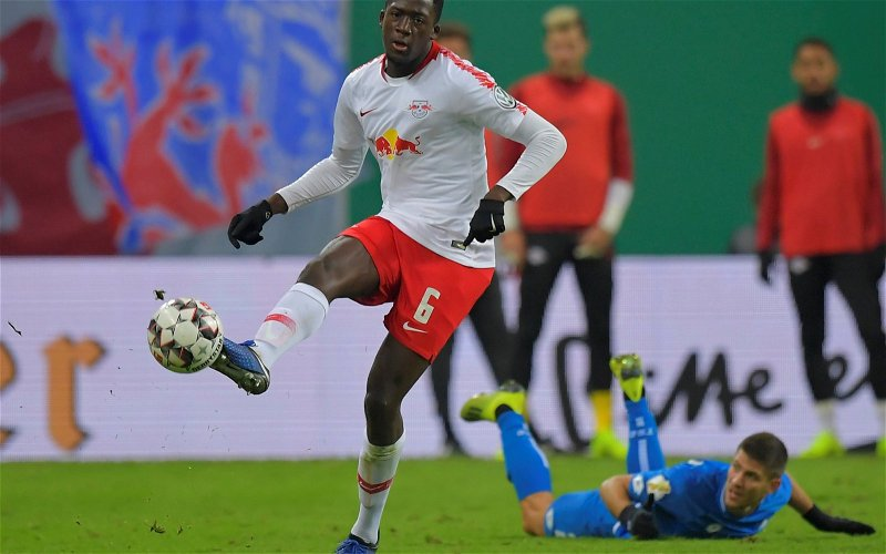 Image for Many Liverpool fans wary over 'key target' Ibrahima Konate