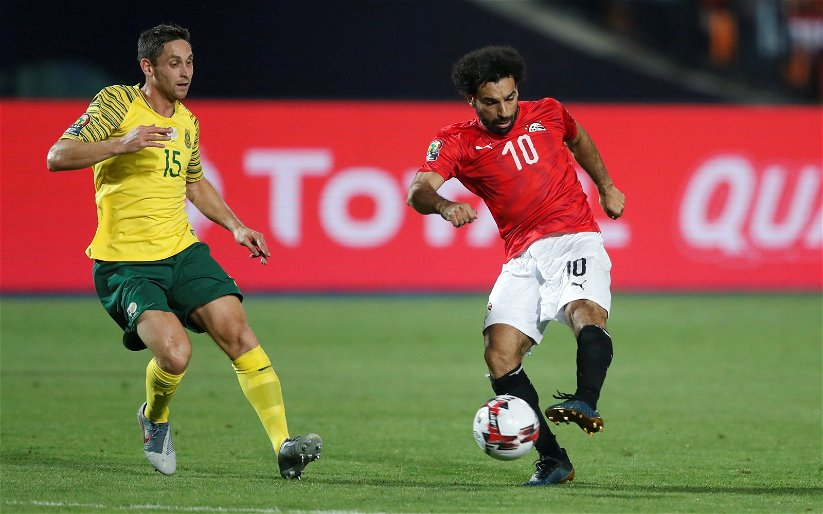 Image for Blow for Liverpool as Mohamed Salah wanted for summer Olympics