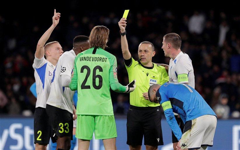Image for Report: Liverpool considering move for Maarten Vandevoordt