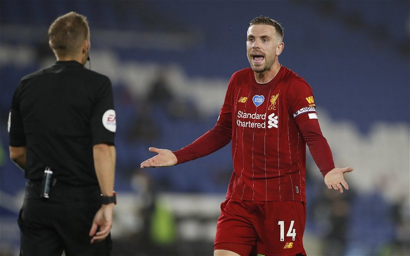 Image for Liverpool fans bemoan Craig Pawson appointment for Wolves meeting