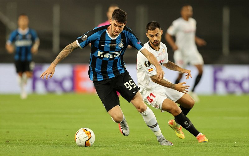 Image for Report: Liverpool named as Alessandro Bastoni suitor