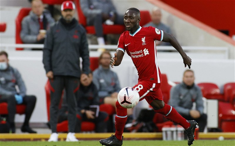Image for Report: Real Madrid plot surprise Naby Keita move