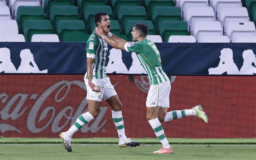 Image for Liverpool target Aissa Mandi demands €2million-a-year deal at Real Betis