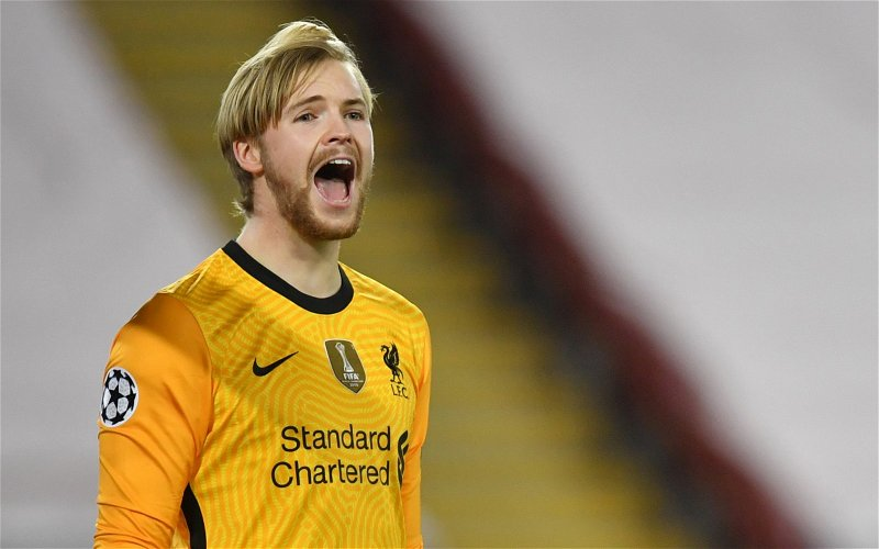 Image for Caoimhin Kelleher pulls out of international duty