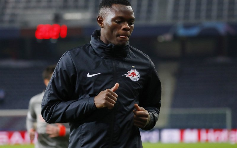 Image for Report: Liverpool interested in Patson Daka