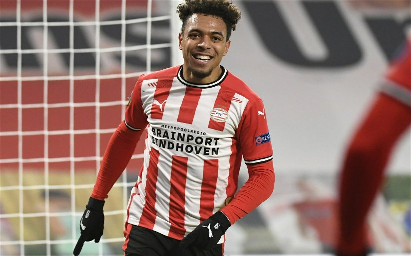 Image for Many Liverpool fans endorse Donyell Malen links