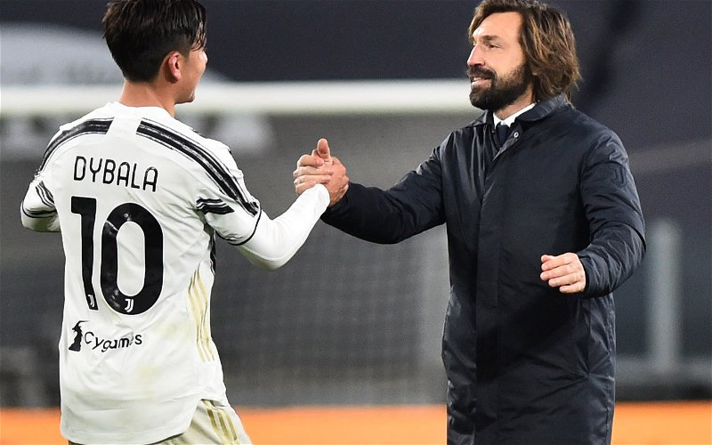Image for Report: Liverpool interested in Paulo Dybala