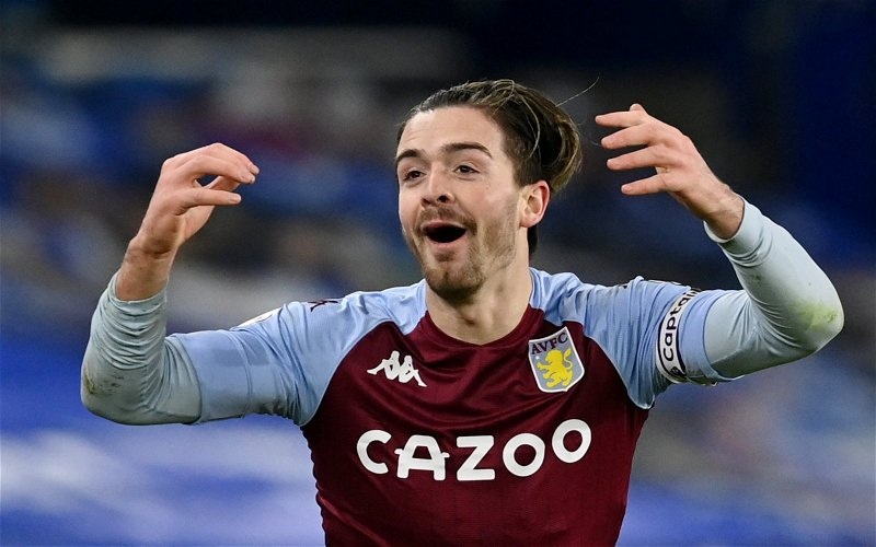 Image for Liverpool fans mock rumours linking Reds with move for Jack Grealish