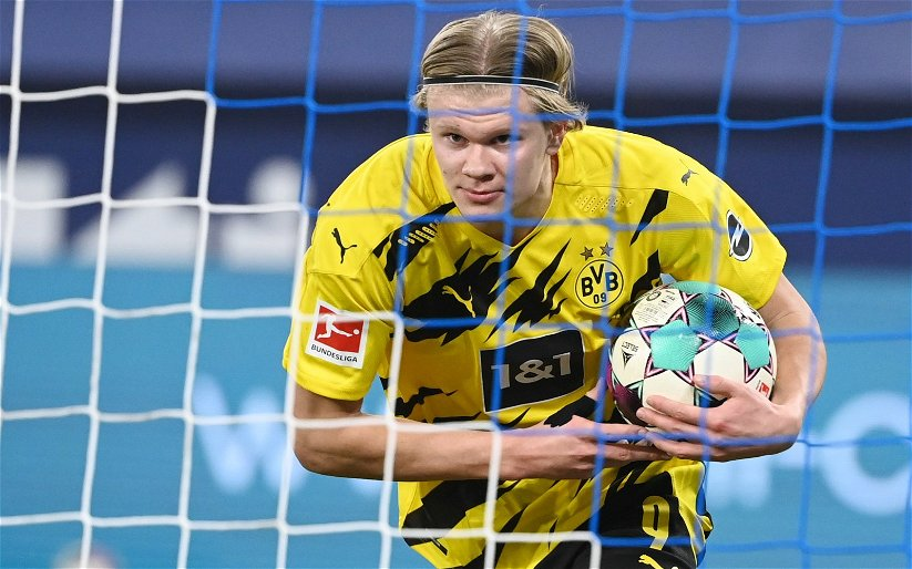 Image for John Arne Riise fears Erling Haaland won't become a Red