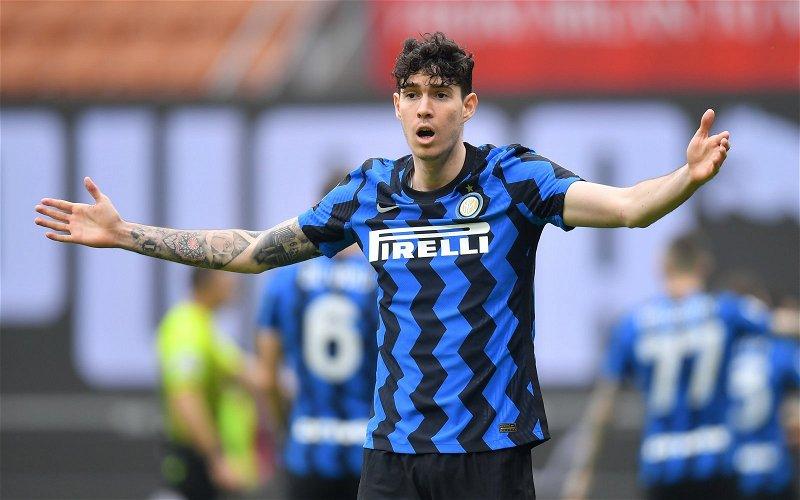 Image for Report: Liverpool make Alessandro Bastoni enquiry
