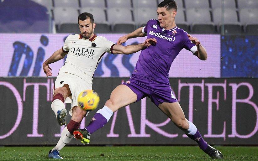 Image for Report: Liverpool make contact with Nikola Milenkovic