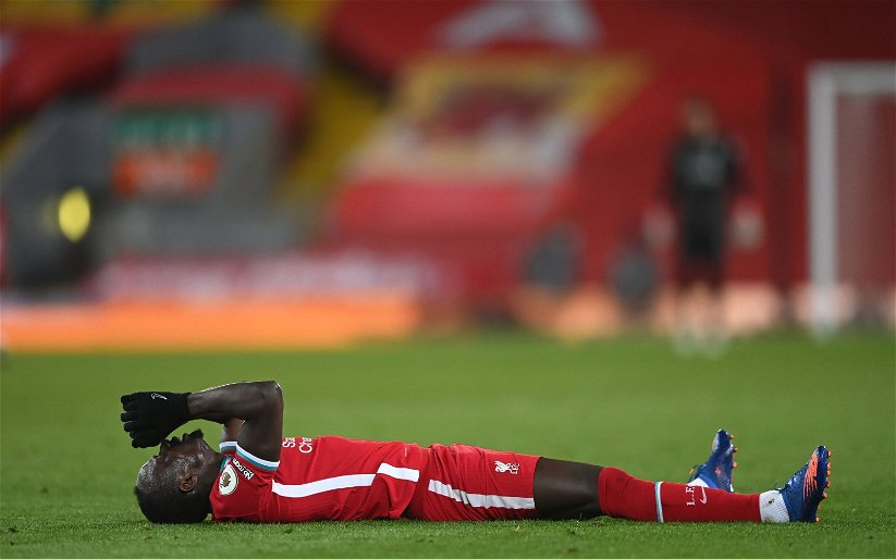 Image for Sadio Mane 'more proud than ever' to play for Liverpool