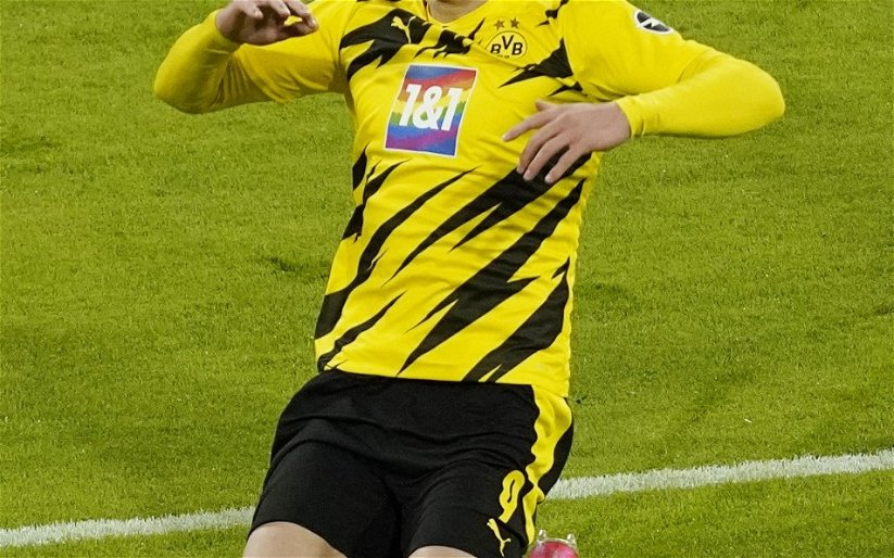 Image for Report: Dortmund place eye-watering €180m tag on Erling Haaland