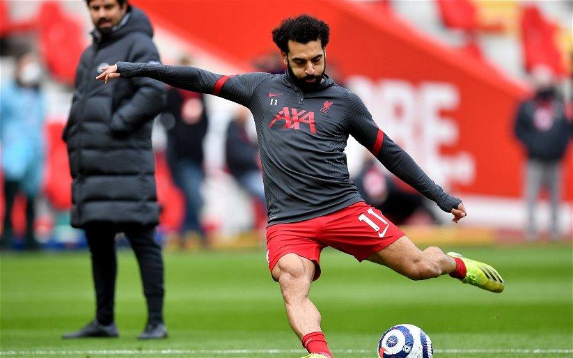 Image for Mohamed Salah called up by Egypt despite concerns