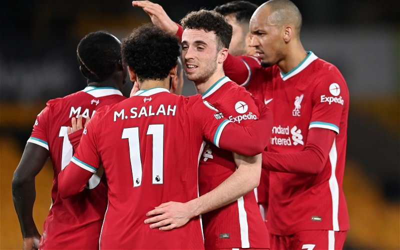Image for Liverpool Player Ratings: Wolves (A)