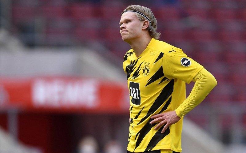 Image for Report: Erling Haaland delivers transfer ultimatum