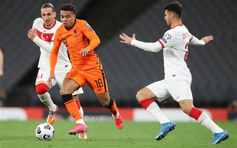 Image for Liverpool could 'blow the bank' for Donyell Malen
