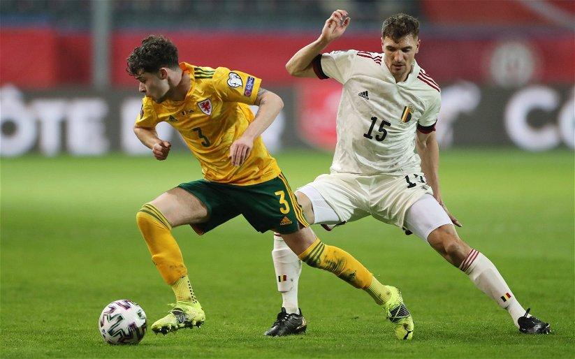 Image for Football fans praise Neco Williams' display against Belgium